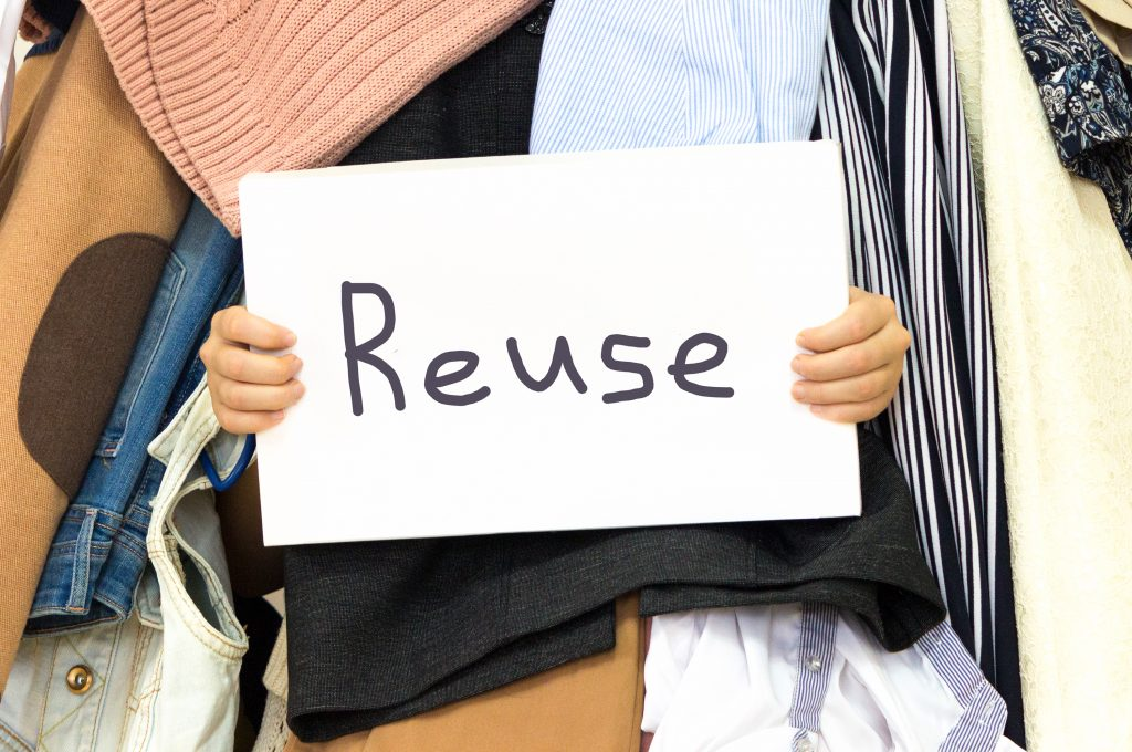 reuse-clothing