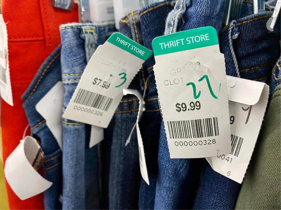 buy mixed rags used clothing