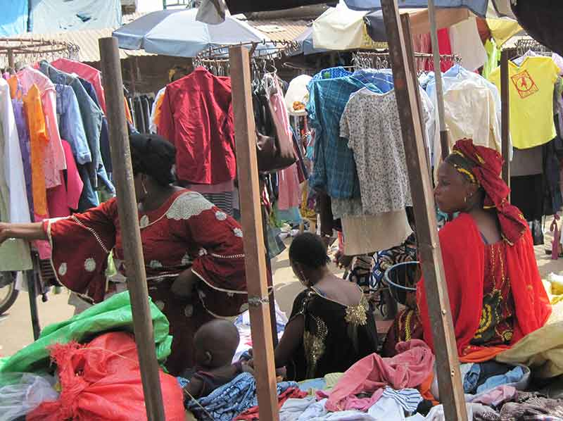 sorted used clothing wholesale